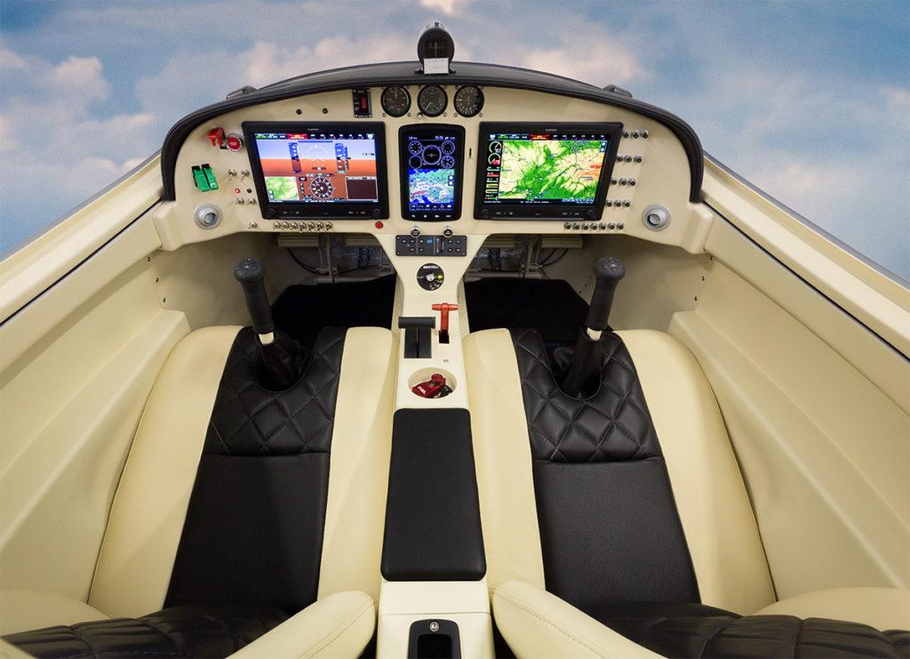 Interior – BRISTELL AIRCRAFT