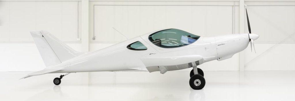 UL-Flugzeug Bristell TDO von BRM AERO