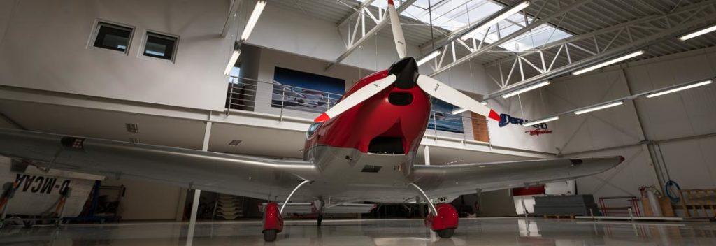 Flugzeug Bristell TDO